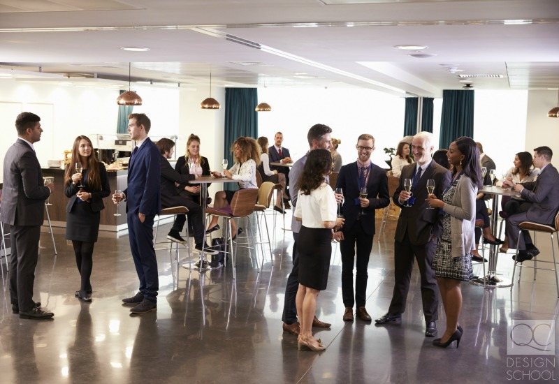 networking and attending conferences as a professional