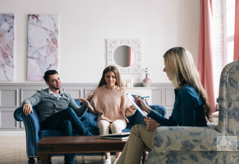 staging professional consultation