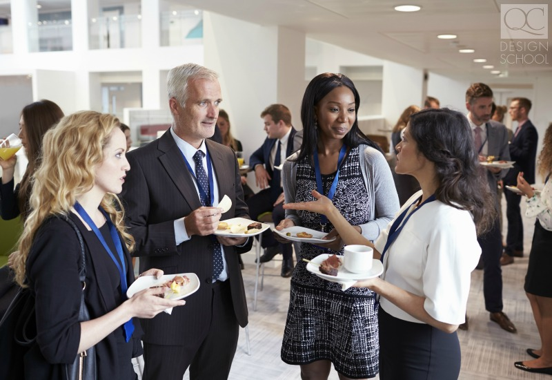 professional networking with association events