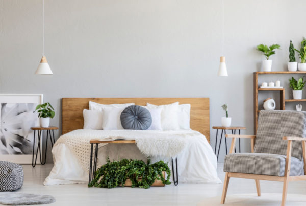 greige home staging