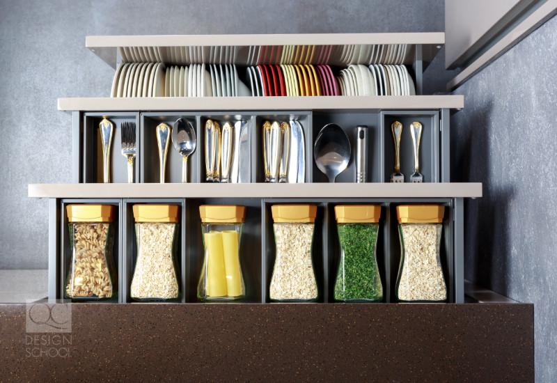 practice your organizing skills at home