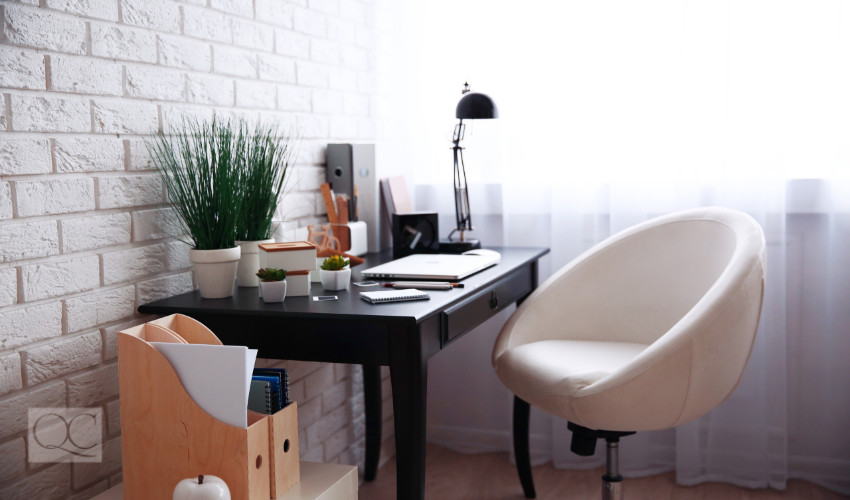 expect to work long hours when you first start your career in interior decorating