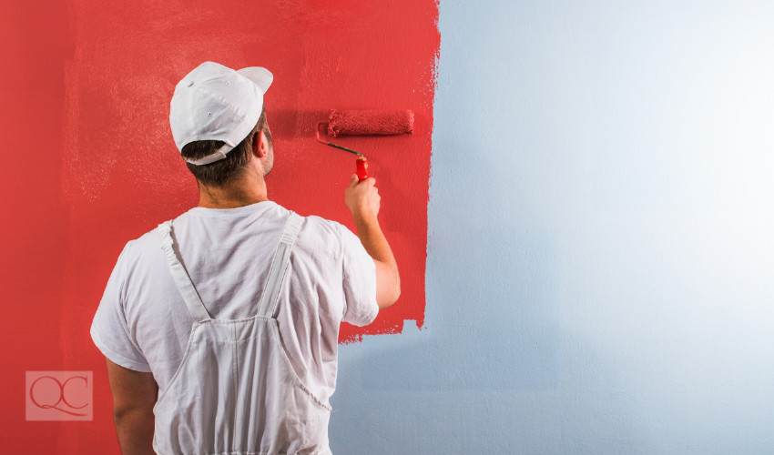 interior design interior decorating contractor painters for color consulting project