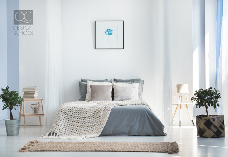 blue bedroom for calm should have plenty of other distinguishing factors to induce calmness