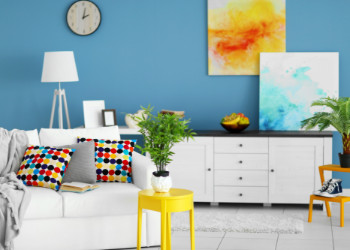 color consulting as a specialization within interior design