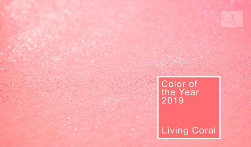 living coral pantone color of the year 2019