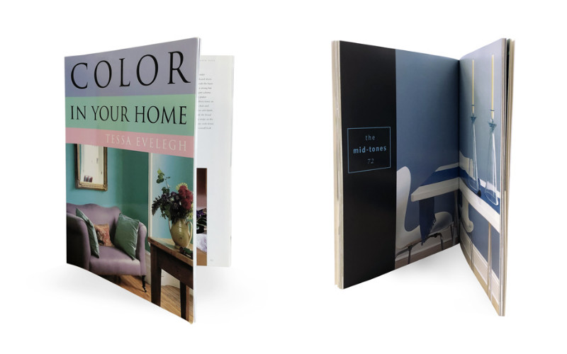 Color In Your Home by Tessa Everlegh