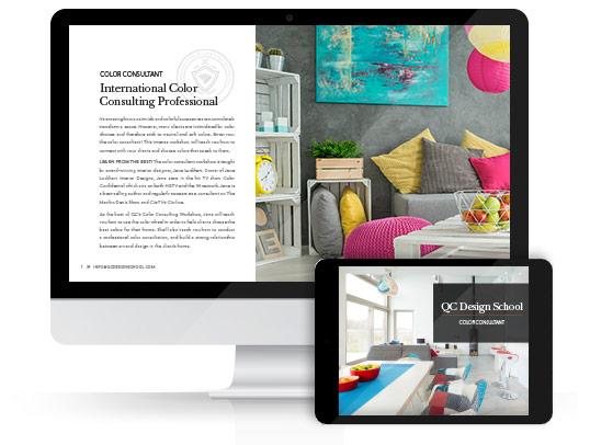 Color Consultant - QC Design School