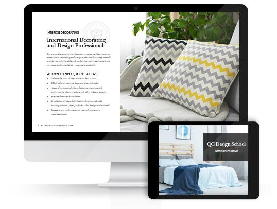 Interior Decorating Course Overview - QC Design School