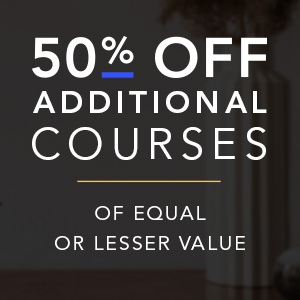 50% Off Online Design Courses