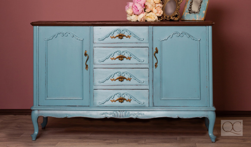 antique painted vanity vintage upstyle for interior decorating