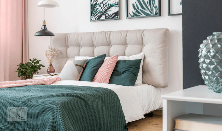 bedroom home staging jobs require color consultant collaboration