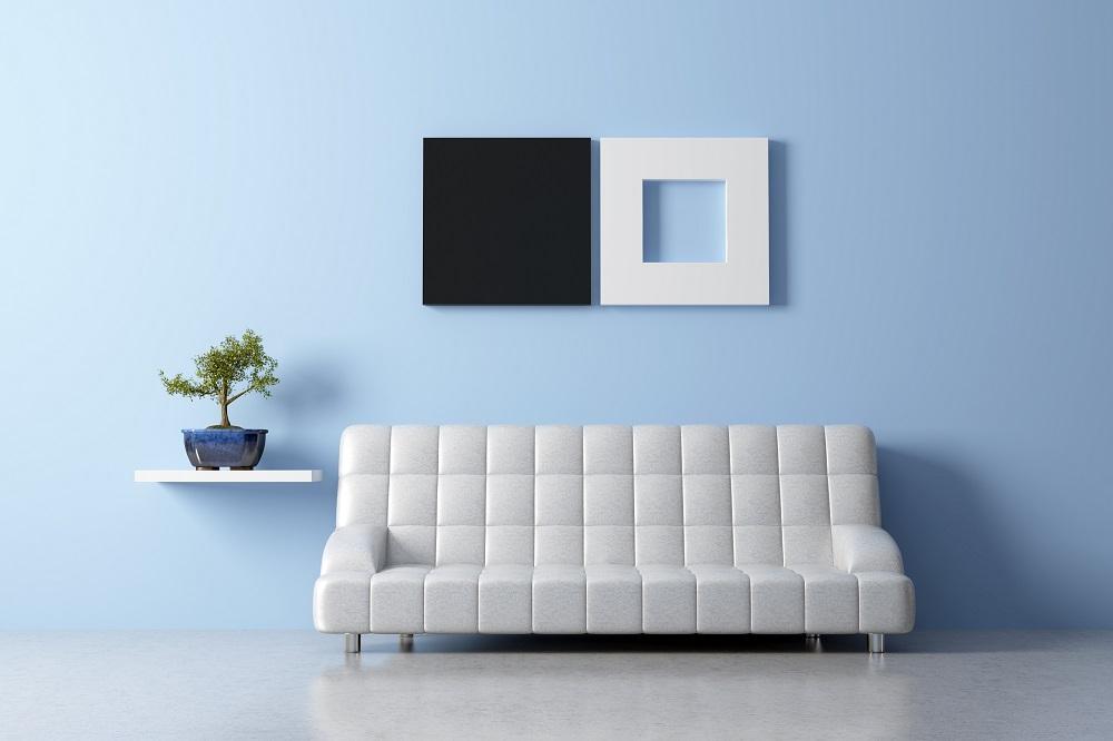 Blue feng shui colors