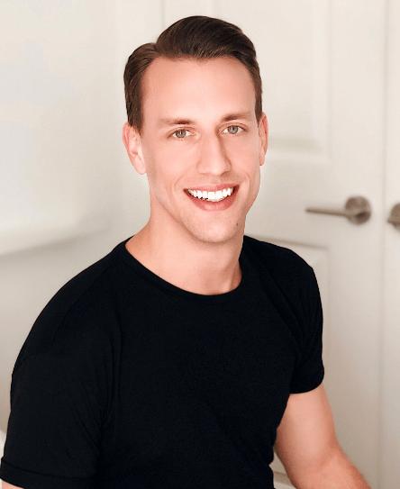 certified professional organizer, Bradley Schlagheck headshot