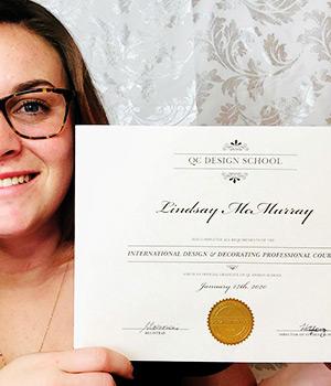 QC Student Ambassador Lindsay