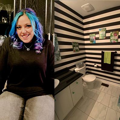 Maria P, QC Design Ambassador