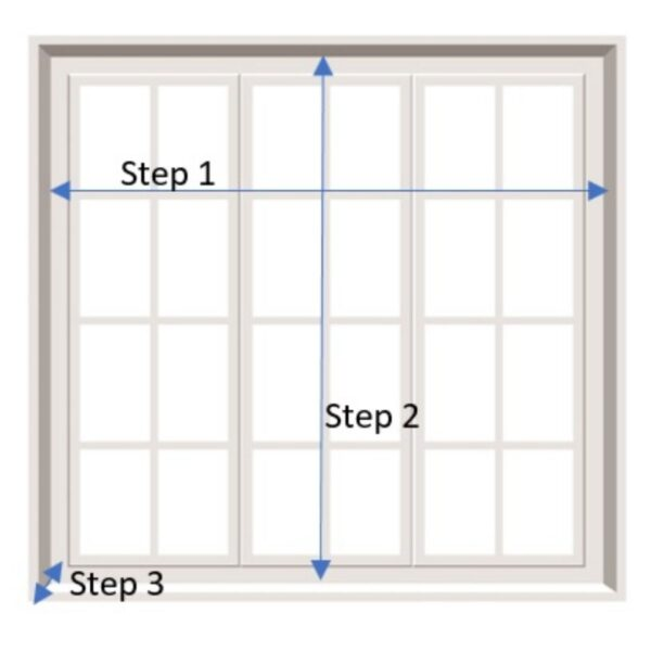 Window with Tammy's steps, source image from Vecteezy.com