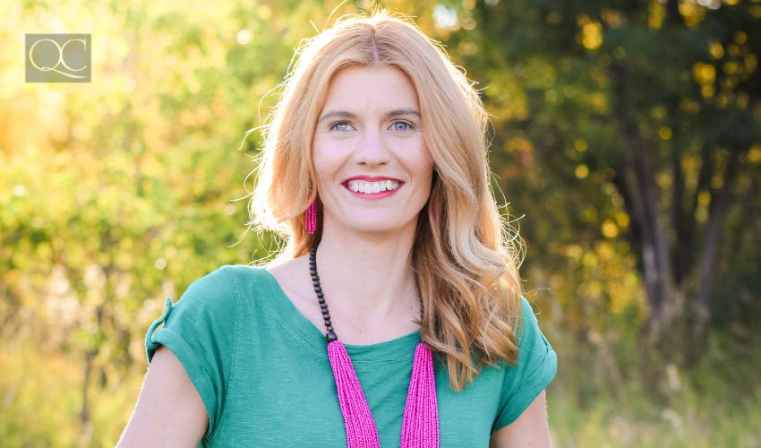Color consultant certification article, June 22 2021, Christina Kittelstad headshot