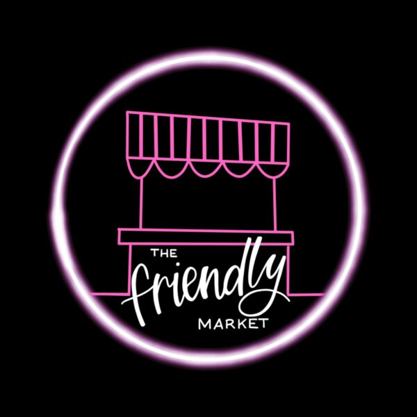 The Friendly Market stand logo