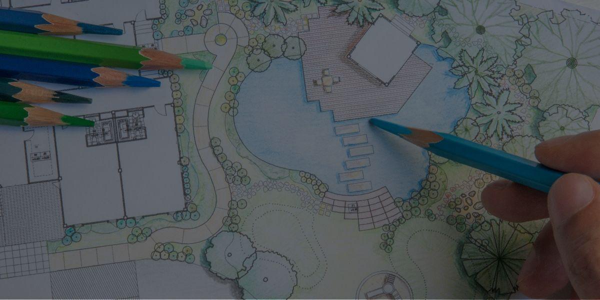 "Landscape Design Course Sample: ""The Final Design"""